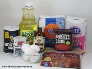 HowToBrownies-Ingredients